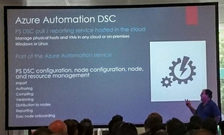 Ed Wilson - Azure Automation DSC
